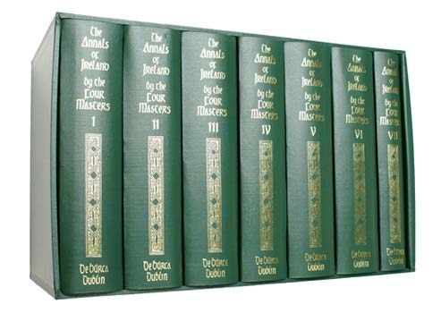 Annals of the Kingdom of Ireland by the Four Masters.