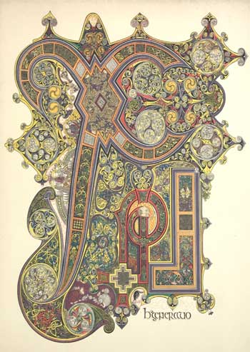 TODD, Rev. Descriptive Remarks on Illuminations in Certain Ancient Irish Manuscripts.