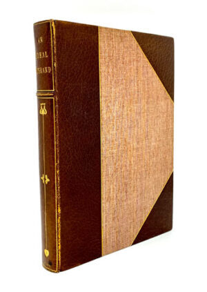WILDE, Oscar.An Ideal Husband. First edition, first impression, one of 1,000 copies printed, 1899.
