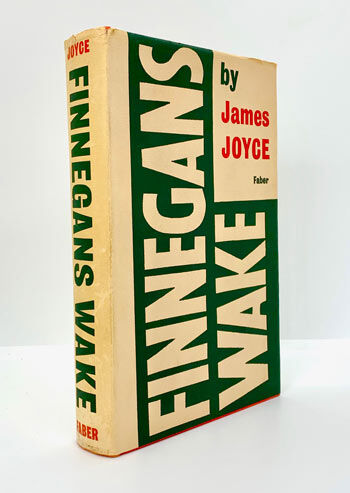 JOYCE, James: Finnegans Wake.