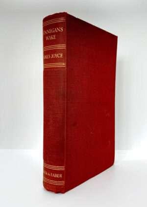 JOYCE, James: Finnegans Wake First Edition.