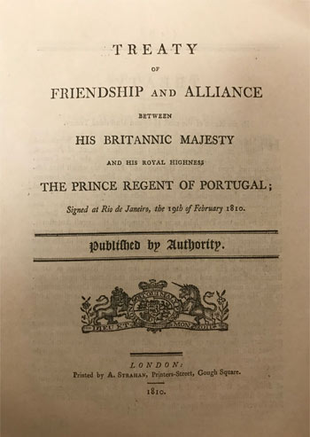 Treaty of Friendship and Alliance