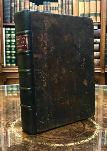 TEMPLE, Sir John, Kt. The Irish Rebellion: or, An History of the Beginnings and first Progress of the General Rebellion raised within the Kingdom of Ireland, upon the three and twentieth day of October, 1641