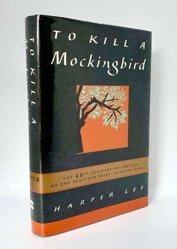 LEE, Harper: To Kill a Mockingbird [SIGNED EDITION]