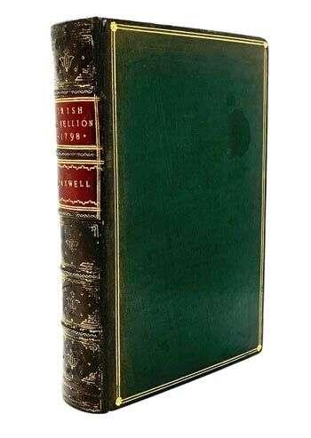 MAXWELL rebellion 1798