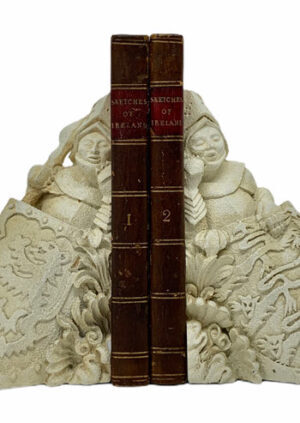 OWENSON, Miss. Patriotic Sketches of Ireland, written in Connaught. Two volumes.