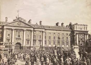 Trinity College and the Republic An Irish Times Declaration of a Republic
