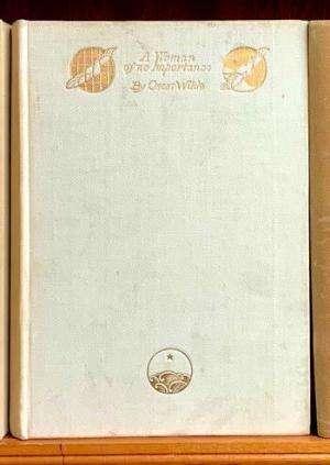 WILDE, Oscar: The Complete Works of Oscar Wilde. Fourteen volumes.