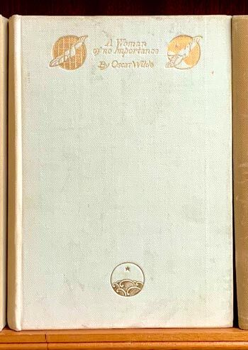 WILDE, Oscar: The Complete Works of Oscar Wilde. Fourteen volumes.