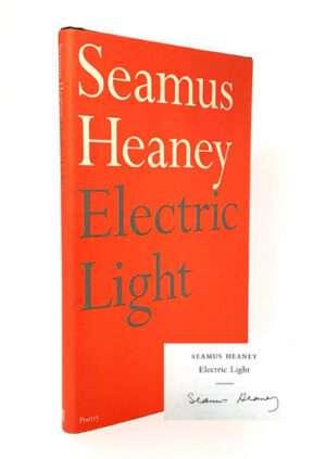 Seamus Heaney, Door Into The Dark.