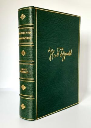 FITZGERALD, F. Scott (1896-1940). Flappers and Philosophers.