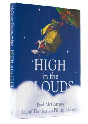 Sir Paul McCartney: High in the Clouds. Autographed Copy.