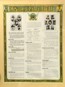 Irish Treaty of 6 December 1921,