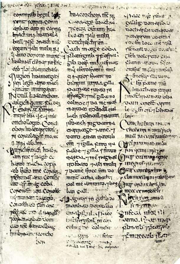 Annals of Inishfallen